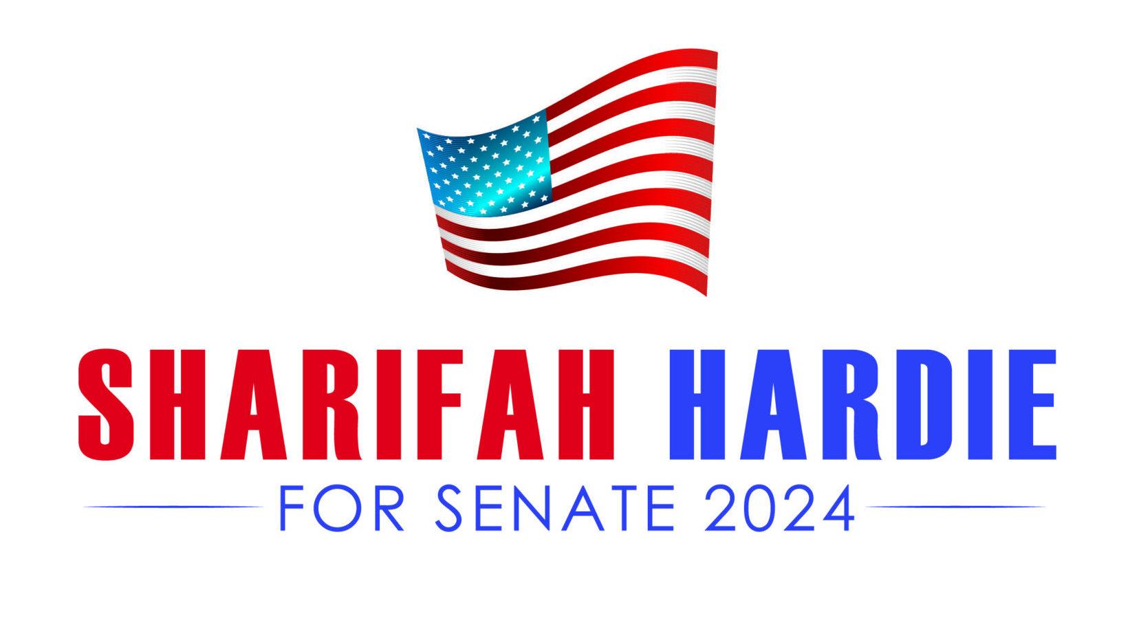 Sharifah Hardie for CA Senate 2024